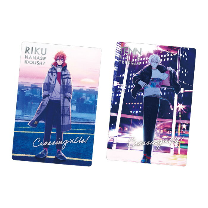 (予約)アイドリッシュセブンウエハース13 (食玩) BOX 2020年7月発売予定