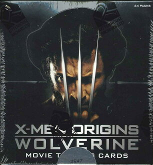 X-MEN ORIGINS WOLVERINE MOVIE TRADING CARDS