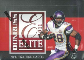 ■セール■NFL 2011 DONRUSS ELITE