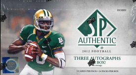 ■セール■2012 SP AUTHENTIC FOOTBALL