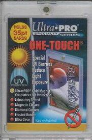 #81575 ULTRA PRO ONE-TOUCH ワンタッチマグネットホルダー 35PT UV加工