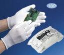 川西工業 手袋 ポリウレタン背抜き手袋 2994 Lサイズ 10P 使い捨て 組立 整備 手のひらコート