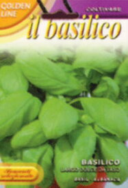 【FRANCHI社】【13/11】バジル・ドルチェ largo dolce per vasi 【郵送対応】