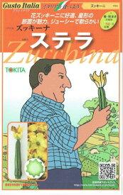 トキタ種苗 グストイタリア ステラ 約8粒 【郵送対応】