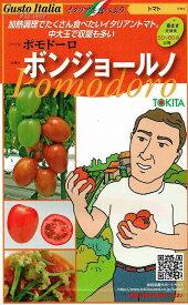 トキタ種苗 グストイタリア ボンジョールノ (トマト) 約15粒 【郵送対応】