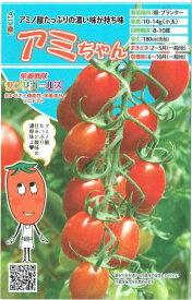 トキタ種苗 ミニトマト アミちゃん 約8粒【郵送対応】