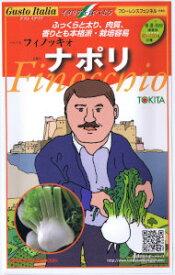 トキタ種苗 グストイタリア ナポリ 約80粒 【郵送対応】