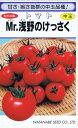 渡辺採種場 トマト Mr.浅野のけっさく 約100粒 【郵送対応】