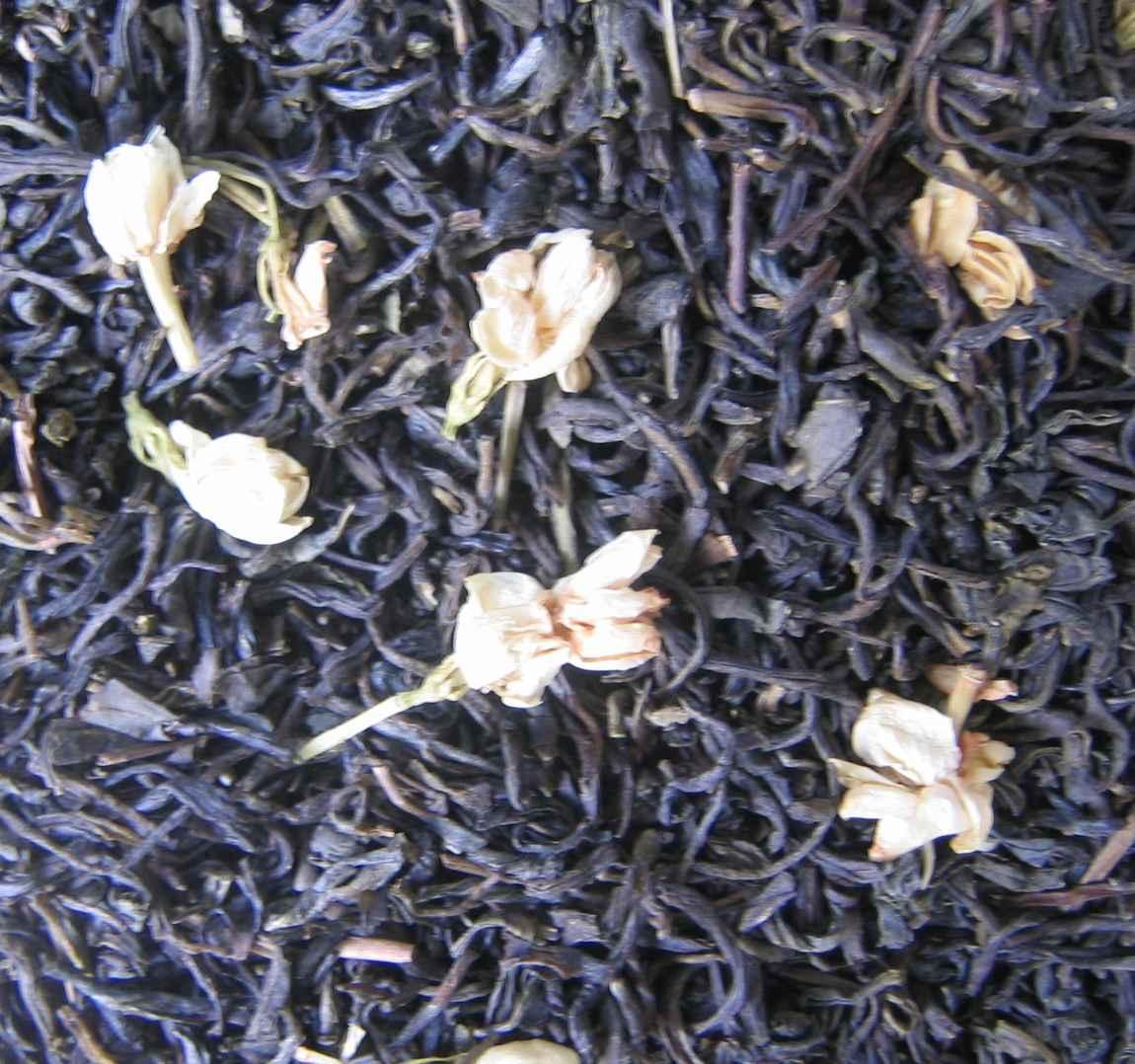茉莉花茶(ジャスミン茶)オリジナルパック1kg袋