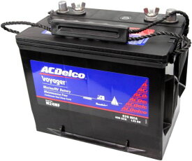 AC Delco  Voyager M24MF 1個