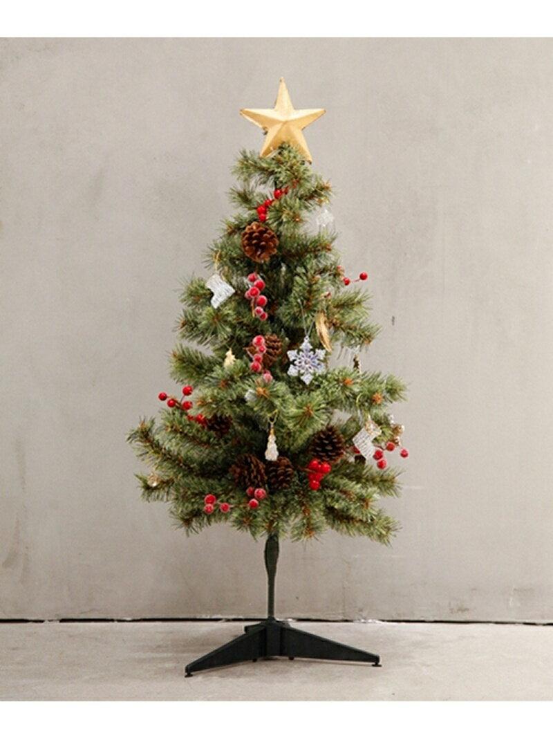 [Rakuten BRAND AVENUE]【SALE/20%OFF】17CHクリスマスツリー90 niko and... ニコアンド 生活雑貨【RBA_S】【RBA_E】【送料無料】