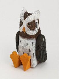 [Rakuten Fashion]WOOD ANIMAL TOY niko and... ニコアンド 生活雑貨 トーイ/ホビー ホワイト イエロー ブラック オレンジ ブラウン ピンク