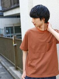 [Rakuten BRAND AVENUE]【SALE/70%OFF】(M)M/NプレーティングTシャツ niko and... ニコアンド カットソー【RBA_S】【RBA_E】