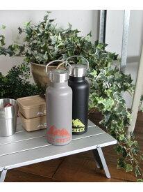 [Rakuten Fashion]ORCTステンレスボトル500 niko and... ニコアンド 生活雑貨 水筒 グレー シルバー ブラック