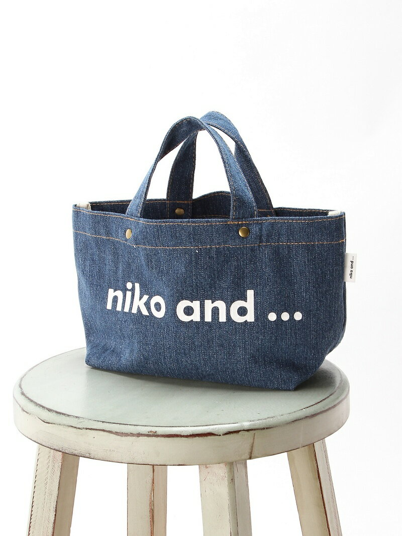 niko and... ORニコロゴトートBAG S ニコアンド
