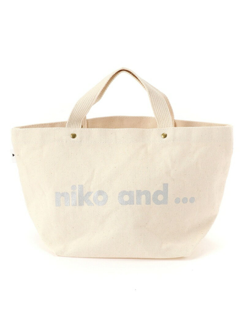 niko and... ORニコロゴトートBAG M ニコアンド