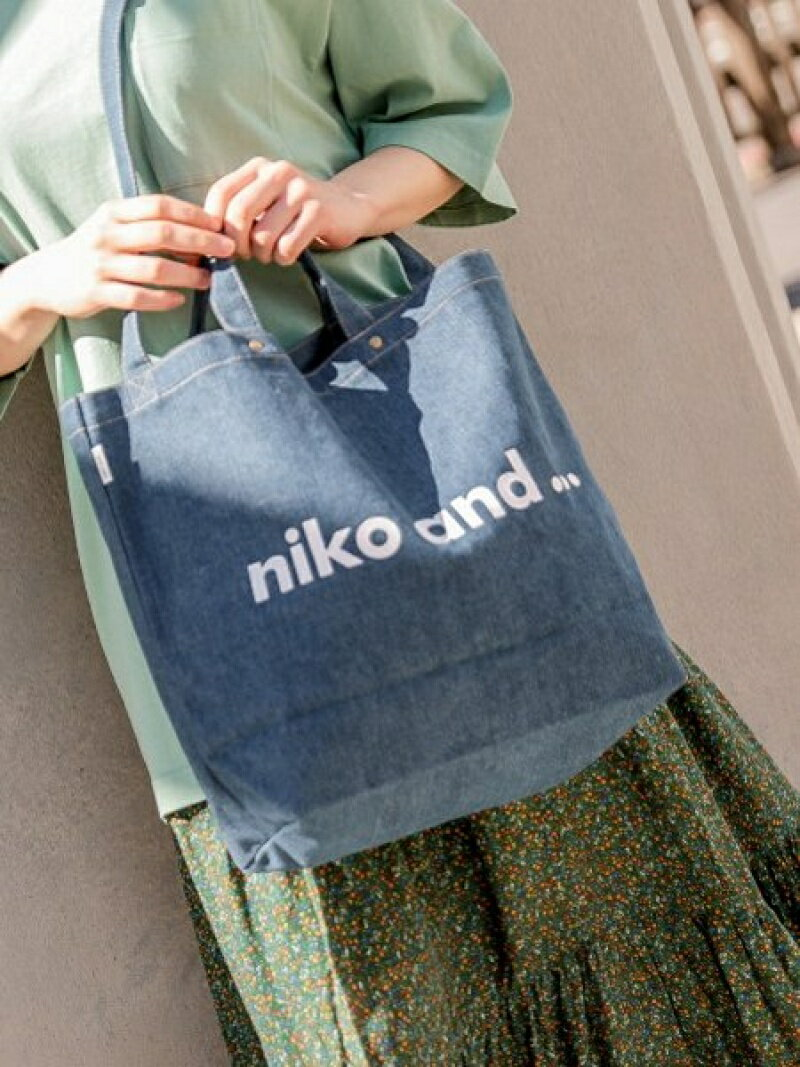 niko and... ORニコロゴトートBAG 2W ニコアンド