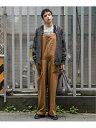 [Rakuten Fashion](W)ワイドWORKサロペットPT niko and... ニコアンド パンツ/ジーンズ サロペット/オールインワン ブ…