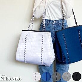 ネオプレントート 【即納】鞄 バッグ ネオプレン ネオプレーン トートバッグ バッグ トート マザーズバッグ レディース 韓国ファッション