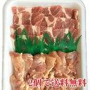 【2セット以上で送料無料】福岡県産豚肉、国産鶏肉鉄板焼きセット。総重量700g/豚肩ロース/福岡県産/九州産/宮崎県産/…