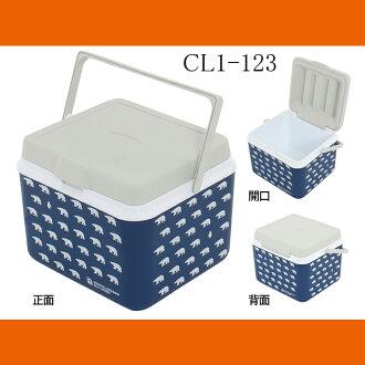DOPPELGANGER OUTDOOR doppelganger designer cooler box CL1-123