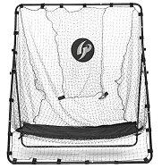 [GP]野球バッティングネット硬式軟式ソフトボール対応縦200cm横160cmブラック野球のバッティング練習/テニスの練習などに