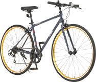 [埼玉西武ライオンズ公式グッズ]クロスバイク自転車700cシマノ7段変速フロントライト標準装備GPSL00146309