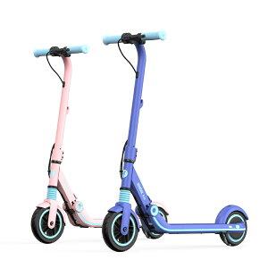 [セグウェイ - ナインボット] 電動 キックボード eKickscooter E8 子ども用 ブルー ピンク キックスクーター 正規品