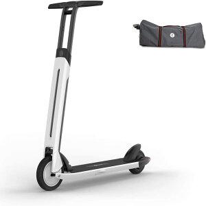 [セグウェイ - ナインボット]電動 キックスクーター エアー T15 ストレージバッグセット 1年保証 正規品 Segway-Ninebot Kickscooter Air T15