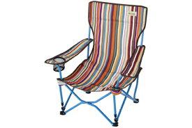 送料無料 LOGOS ロゴス ストライプ ヒーリングチェア・ポケットプラス テント BBQ フェス オシャレ コンパクト 椅子 イス 野外 73173014