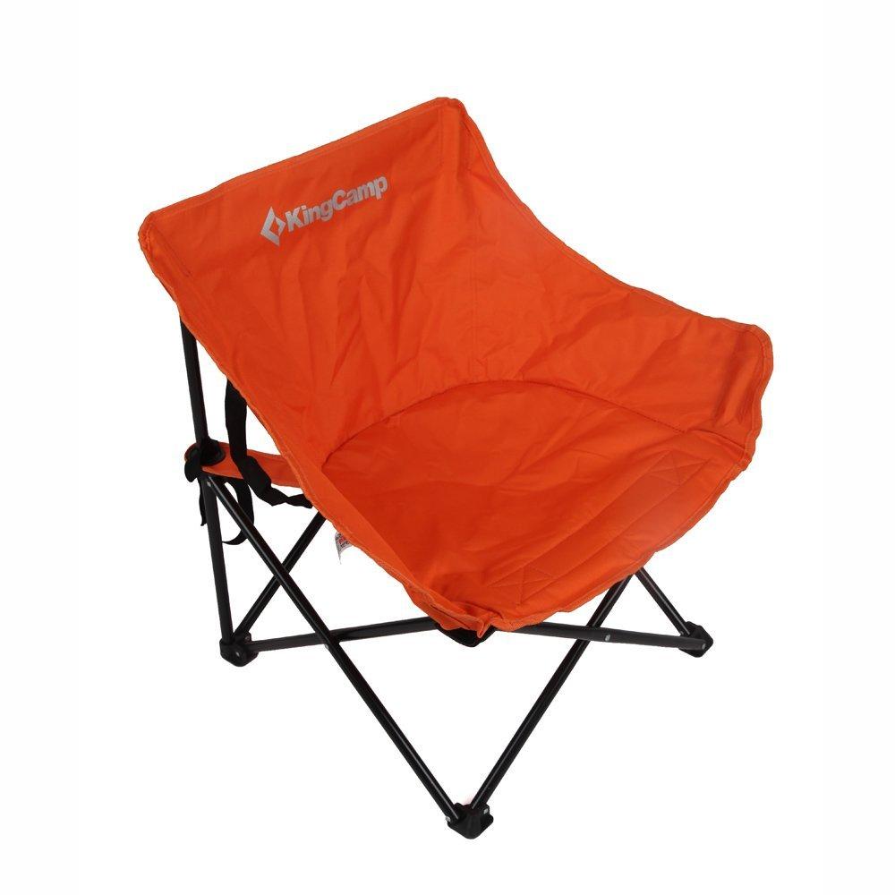 【365日出荷可能商品】【あす楽対応商品】KingCamp(キングキャンプ) KC3975 折りたたみチェア イス 椅子 オレンジ アウトドア 海 BBQ キャンプ テント 釣り レジャー ピクニック ありとあらゆる場面で活躍してくれる便利なテーブル