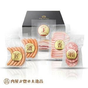 The Oniku【ザ・お肉】ギフトのド定番!「ハム&ウインナー withベーコン」お中元 プレゼント