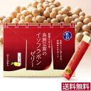【送料無料】鳥飼豆腐のイソフラボンゼリー10g×30包(レモン味) サプリ 大豆サプリメント 美容と健康づくり ゆらぎ期 更年期