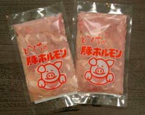 豚ホルモン 生 300g 肉のひぐちオリジナル国産豚肉 冷凍 冷凍食品 ホルモン BBQ バーベキュー 焼肉 キャンプ 食材 肉 モツ もつ お取り寄せグルメ