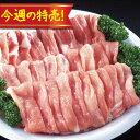 今週の特売!冷凍◆ボーノポークぎふ もも肉焼肉用300g