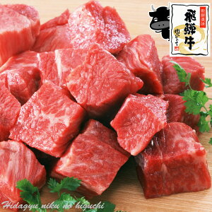 飛騨牛 角切り肉 スネ ネック 500g肉 黒毛和牛 ブランド牛 牛肉 和牛 飛騨牛 すね ネック 角切り カレー シチュー 圧力鍋 煮込み料理