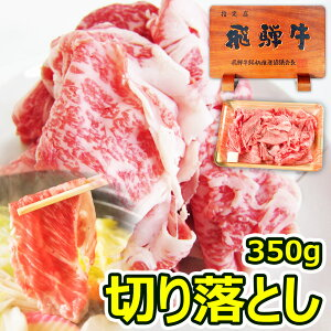 牛肉 肉 お試し 飛騨牛 切り落とし 350g 【2パック購入で送料無料】牛肉 こま切れ お値打ち ブランド 不揃い 和牛 弁当 焼肉 丼 牛肉切り落とし