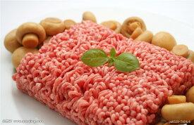 [冷凍]豚挽肉 並(2kg入り)細