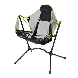 『3ヶ月保証 耐荷重120kg』アウトドアチェア スイング チェア ハンモック チェア キャンプ椅子 キャンプチェア 軽量 折りたたみ椅子 収納バッグ付き 一人用 おうちキャンプ キャンプ用品フィ