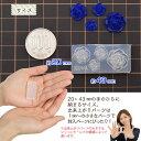 3Dシリコンモールド 薔薇 No.030 | レジンやネイルに大活躍のシリコンモールド (レディースジュエリー・アクセサリー …