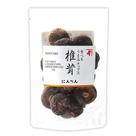 にんべん 食べるうまみ チップス 【椎茸】15g <常温・O>