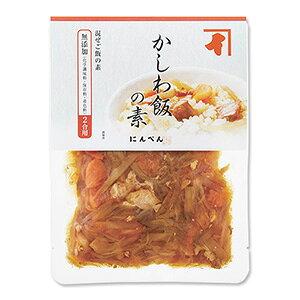 にんべん かしわ飯の素 200g(2合用) <常温・O>