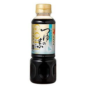 にんべん 塩分ひかえめ つゆの素 ゴールド(3倍濃厚)300ml 通販限定 <常温・O>