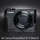 TP Original Leather Camera Body Case レザー カメラ ボディケース for Canon PowerShot G7 X Mar...