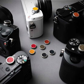 『クリックポスト発送!送料無料』 LIM'S/リムズ Italian MINERVA Genuine Leather Digital Camera Soft button LS-SB3 6colors デジタルカメラ用 ソフトボタン 貼り付けタイプ イタリアンレザー 本革 シャッターボタン おしゃれ かわいい カメラ女子