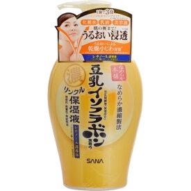 サナ なめらか本舗 豆乳イソフラボン含有の濃リンクル保湿液 230ml
