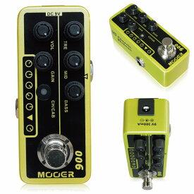 Mooer Micro Preamp 006