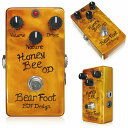 BearFoot Guitar Effects Honey Bee OD 【即納可能】