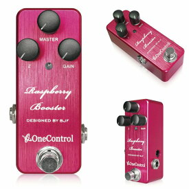 One Control Raspberry Booster / ミニペダル