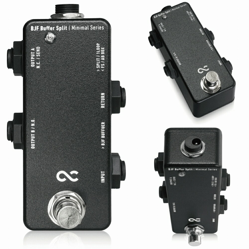 One Control Minimal Series BJF Buffer Split/ミニペダル